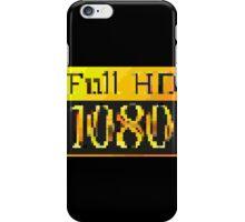 Full HD 1080p iPhone Case/Skin