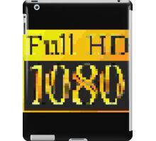 Full HD 1080p iPad Case/Skin