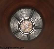 Saturn V injector plate by gddphotography