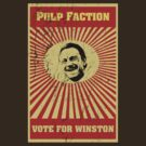 Pulp Faction - Winston by Frakk Geronimo