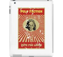 Pulp Faction - Lance iPad Case/Skin