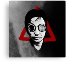 Depeche Mode : Goggles Alan Wilder & 2013's Delta Canvas Print