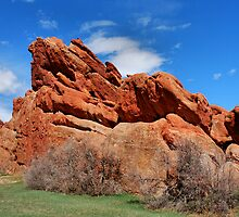 Roxborough Park by Stevej46
