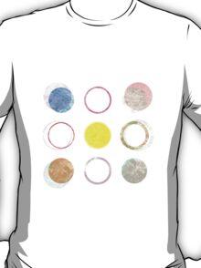 12 circles T-Shirt