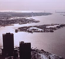 World Trade Center View 3 by andykazie