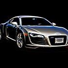 2014 Audi Quaddro R8 by DaveKoontz