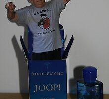 My name is Joop! MrJoop by Ozcloggie