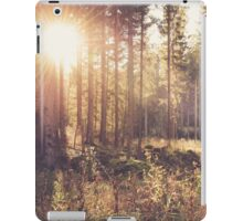 Dreamy forest iPad Case/Skin