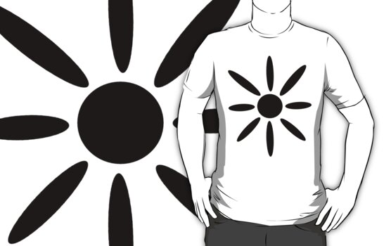 Exclamation Point Sun  by Rajee