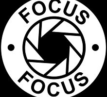 Focus Ring - White by cpotter