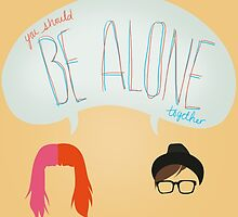 be alone together by blackery