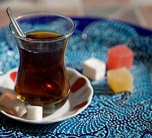 Turkish Tea by Steve Outram
