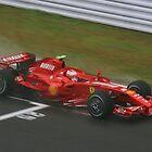 Kimi Raikkonen by BigAl1