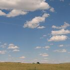 Clouds over Nebraska by jdworldly