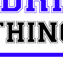 It's an EDRIC thing, you wouldn't understand !! Sticker