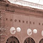 Voorhees Hall by Oksana Fox
