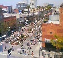 3rd Street Promenade by ArtJr2