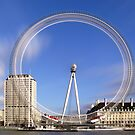 London Eye Timelapse by kevomanno