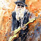 Billy Gibbons by Goodaboom