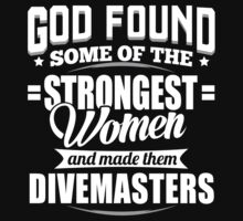 Strongest Divemasters T-shirt by musthavetshirts