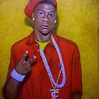 LIL BOOSIE by Copyright © Charles P. Coffin