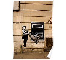 ATM - Banksy Poster