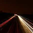 A1 Motorway by Nigel Plant