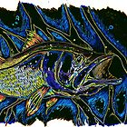 Abstract Snook by BKLOUNGE