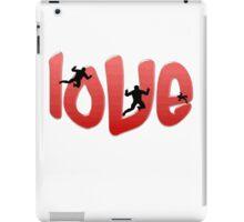 What Makes Men Fall in Love iPad Case/Skin