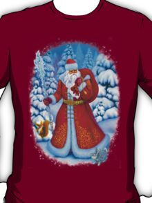 Merry Christmas with Love from Russia T-Shirt