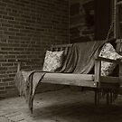 Porch Swing by Justin Shaffer