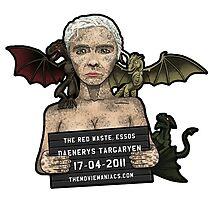 Daenerys Targaryen - Game of Thrones by TheMovieManiacs