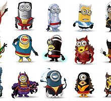 minions by kaiks