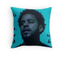 J Cole - This is my canvas Throw Pillow