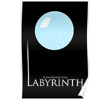 Labyrinth by Jim Henson Poster