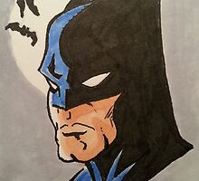 Bat Knight by jmck965