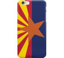 Arizona State Flag iPhone Case/Skin