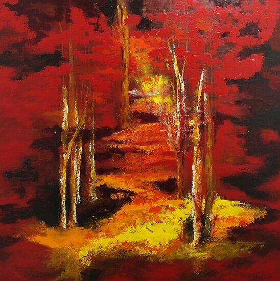 Woodlands Sunrice by atelier1