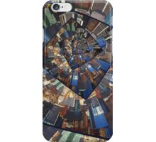 Spinning City Walls iPhone Case/Skin
