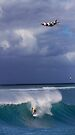 John John Florence at Vans World Cup of Surfing 2011 by Alex Preiss