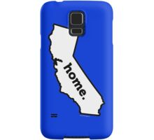 California. Home. Samsung Galaxy Case/Skin