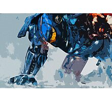 Pacific Rim: Gipsy Danger Poster Photographic Print