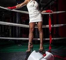 Sexy In The Ring by Mark McElroy