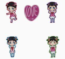 Onoda Love Hime by cutie-xo