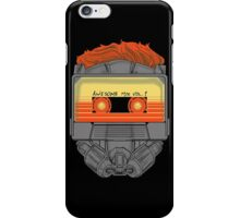 Awesome Mask Volume 1 iPhone Case/Skin