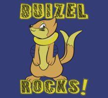 Buizel Rocks! by VicNeko