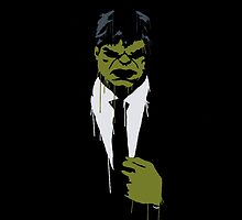 Hulk cool by GamersTshirts