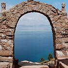 Incan Arch by Garrett Santos
