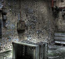 Laundry Walls by Richard Shepherd