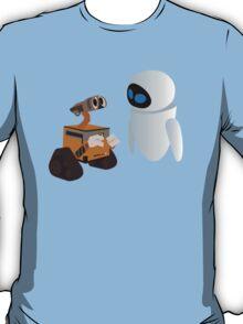 Wall-E & Eva T-Shirt